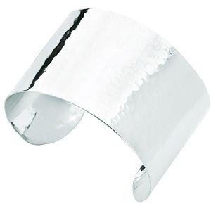 İSSİ Halina Silver Dövmeli Cuff Bileklik