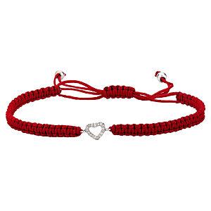 Jival Lady Petite Koleksiyonu Red Bileklik