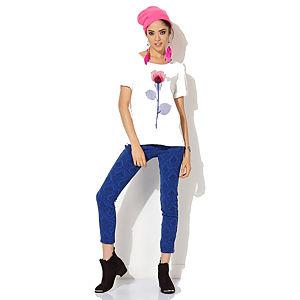 Jove Funa T-Shirt  Gül