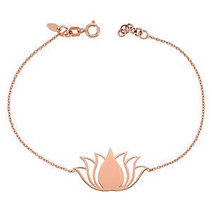JOYA'MOR Lotus Gümüş Bileklik