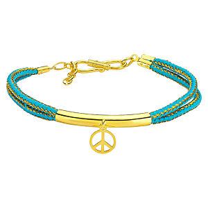 Kamalaya Design Barış Sembolü Yeşil Bileklik