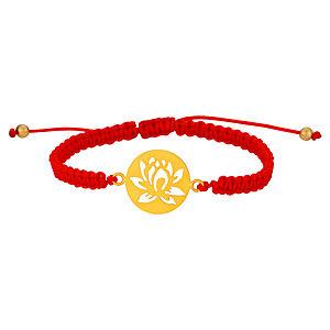 Kamalaya Design Lotus Makrome Bileklik