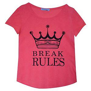 Karahasan's Break Rules Tshirt