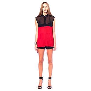 Karahasan's Kırmızı Siyah Bluz