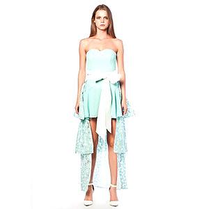 Karahasan's Mint Elbise