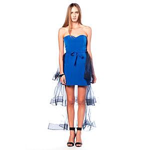Karahasan's Saks Mavisi Elbise