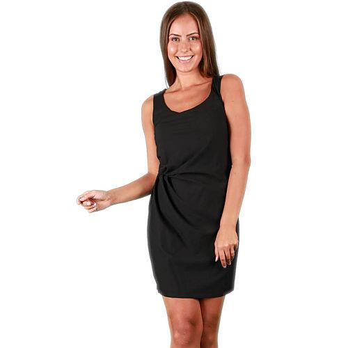 KeiKei Siyah Krep Elbise