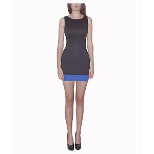Kraviech Sırtı Açık Extra Mini Kraviech Elbise