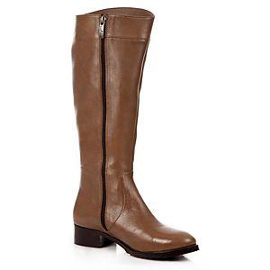 LeSille Vizon Deri Basic Pimli Çizme