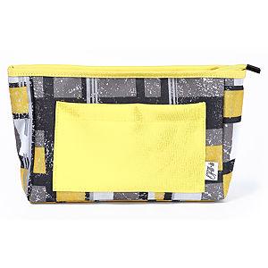 Fill İn Sarı Renk Çanta İçi Düzenleyicisi