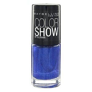 MAYBELLINE COLOR SHOW OJE 661  OCEAN BLUE