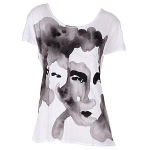 dANKE T-shirts Untitled2 Kadın T-Shirt un2-wt-002