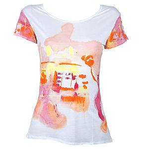 dANKE T-shirts Up Here Kadın T-shirt UPW1