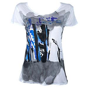 dANKE T-shirts Up Here Kadın T-Shirt UPW4