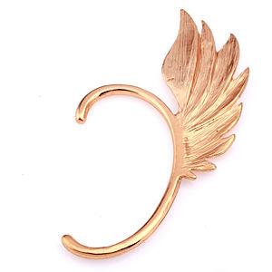 Db Carnaval Kanat Ear Hook-Gold Küpe