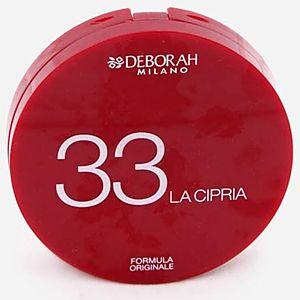 DEBORAH LA CIPRIA COMPACT POWDER 33