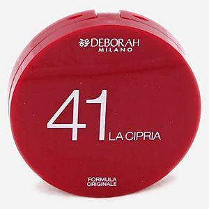 DEBORAH LA CIPRIA COMPACT POWDER 41