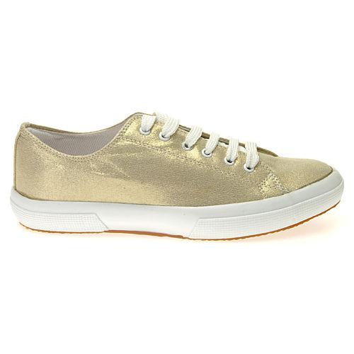 Colour Steps Altın Rengi Spor Ayakkabı
