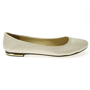 Colour Steps Beyaz Simli Babet