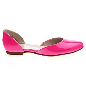 Colour Steps Neon Pembe Babet