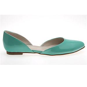 Colour Steps Su Yeşili Açık Babet