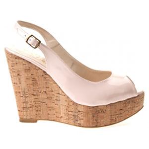 Colour Steps Ten Rugan Mantar Topuk Ayakkabı