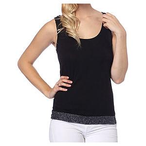 2bTrendy Siyah  T-Shirt