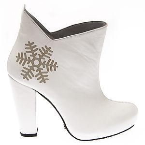 Almost 12 Snowflake Beyaz Ayakkabı