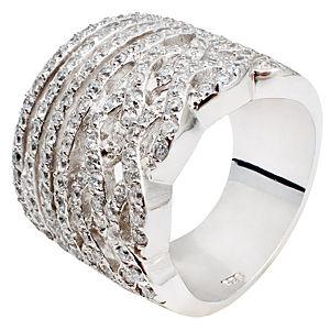 Arden Silver Crown Yüzük