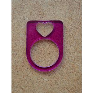 B612 Purple Heart