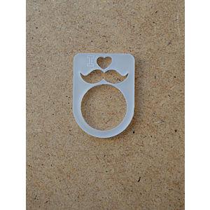 B612 White Moustache