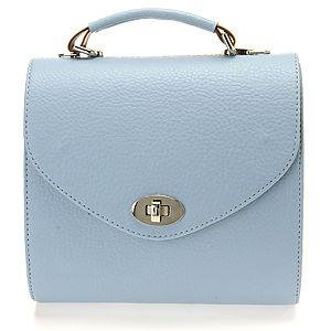 Mecrea Accessories Blue Box Kutu Postacı Çantası