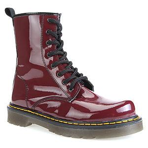 Mecrea Shoes Bordo Rugan Militer Bot