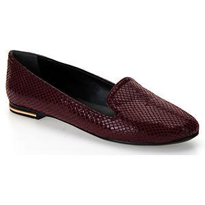 Mecrea Shoes Pree Bordo Pullu Babet