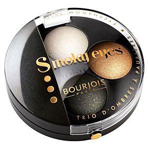 BOURJOIS SMOKY EYES TRIO 10