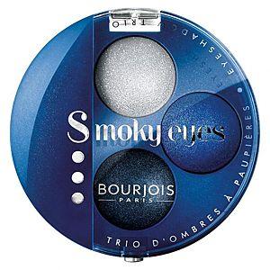 BOURJOIS SMOKY EYES TRIO 15