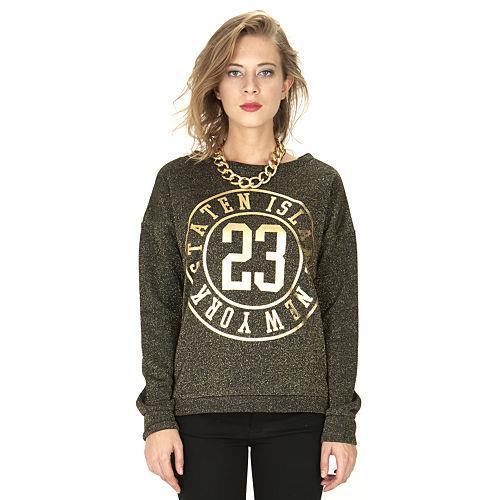 Mecrea Gold New York Bluz