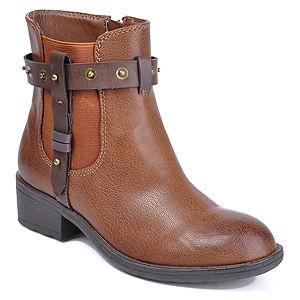 Mecrea Shoes Kahve Bot