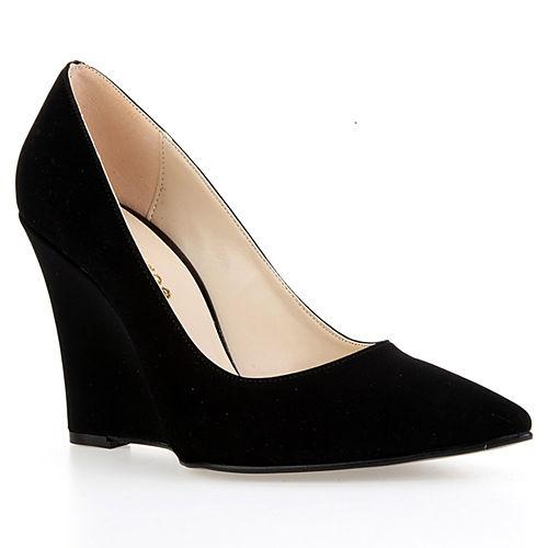 Mecrea Shoes Moore Süet Dolgu Topuk Stiletto