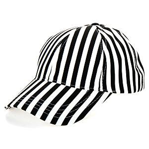 Street Fashion Çizgili Şapka