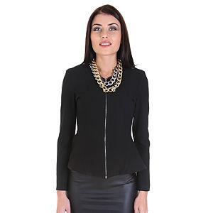 Street Fashion Siyah Ceket